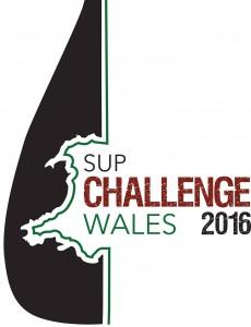 SUP Challenge Wales Logo