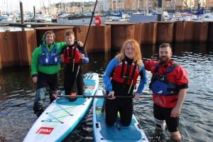 SUP Challenge Wales 2016