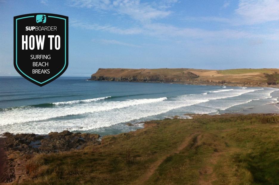 Surfing & understanding beach breaks