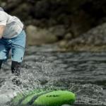 Inspirational SUP race video 'PUSH'