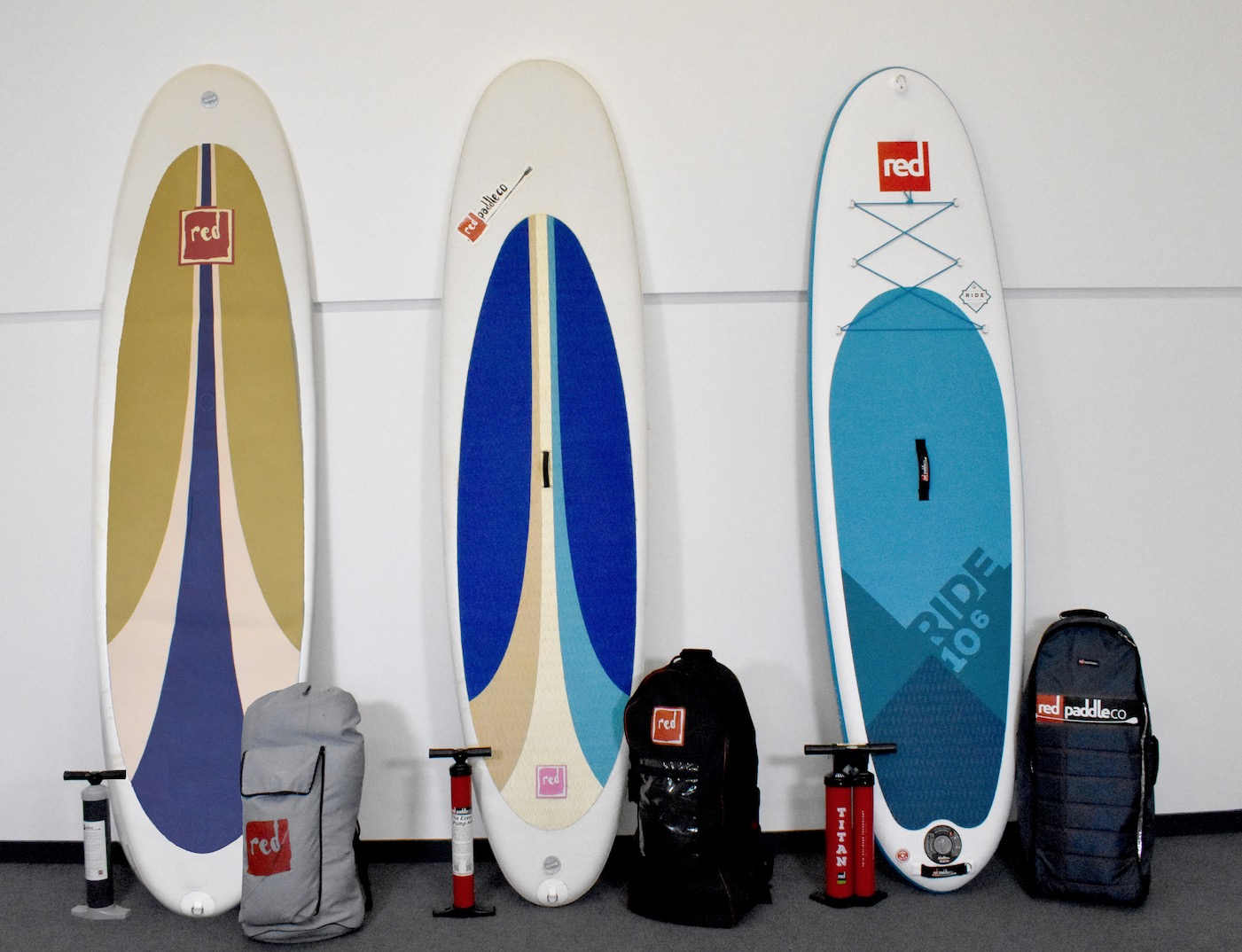 Red Paddle Co 10th anniversary
